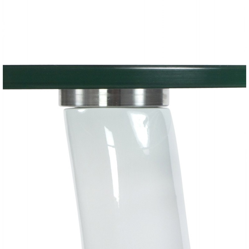 Console or table TARN tempered fiberglass (white) - image 17956