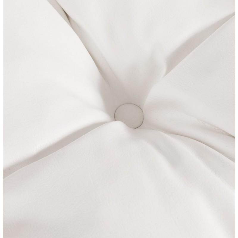 Fauteuil lounge SEINE en polyuréthane (blanc) - image 18308