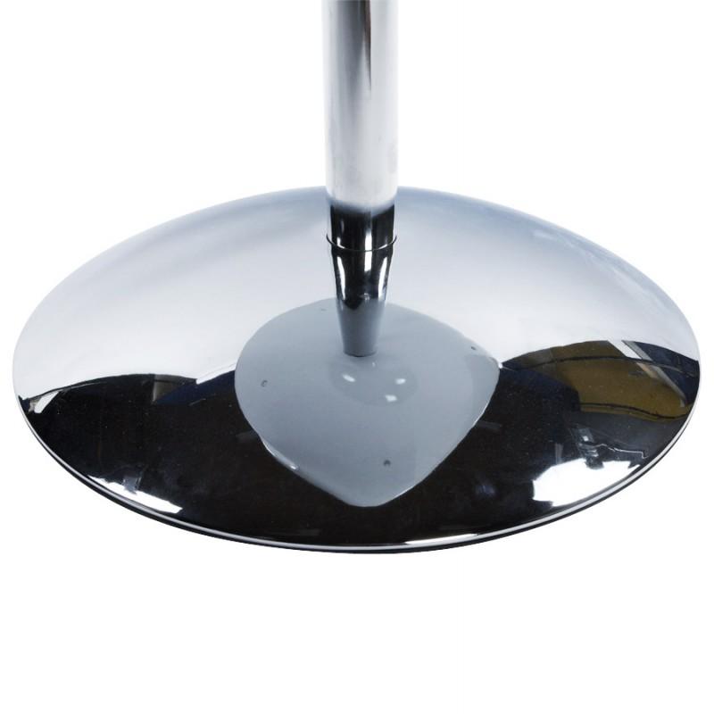 Fauteuil design RHIN en ABS (polymère à haute résistance) (noir et rouge) - image 18327