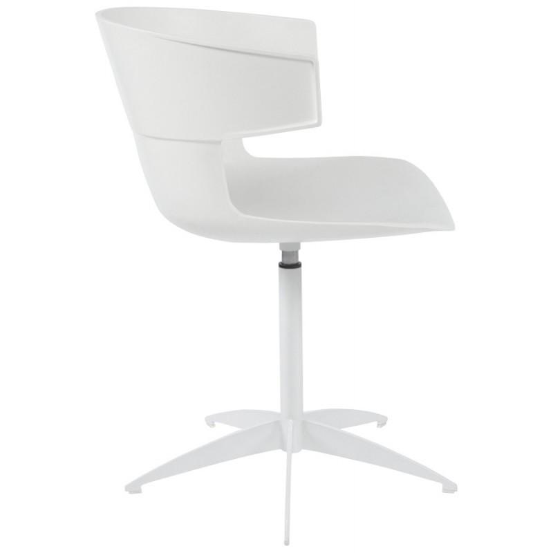 Fauteuil design LOT en ABS (polymère à haute résistance) (blanc) - image 18384