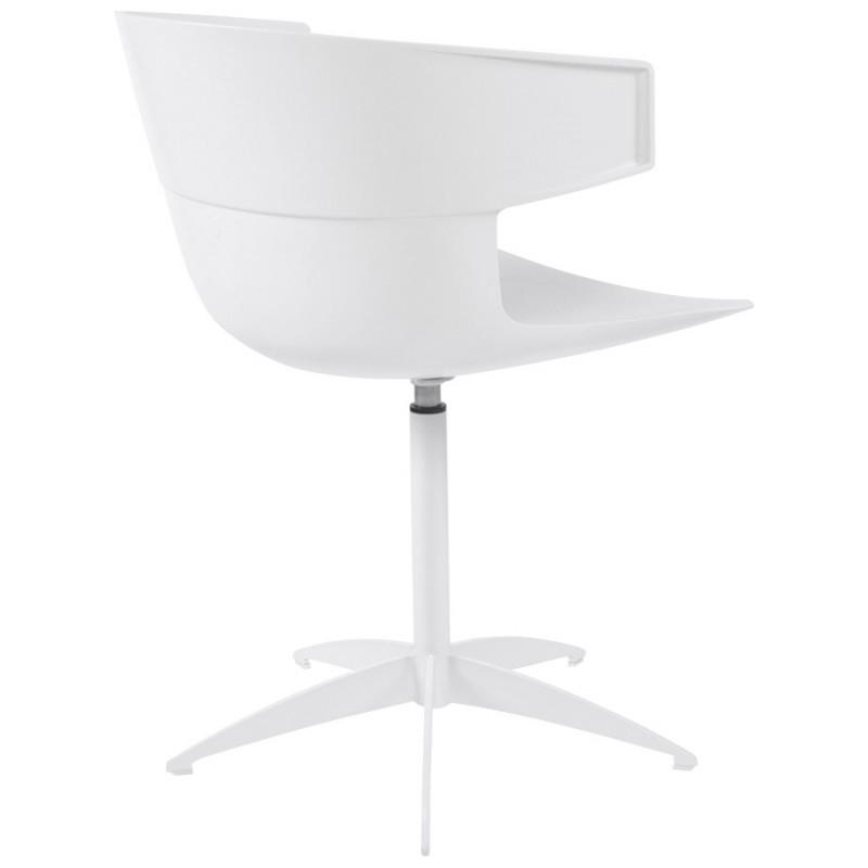 Fauteuil design LOT en ABS (polymère à haute résistance) (blanc) - image 18385