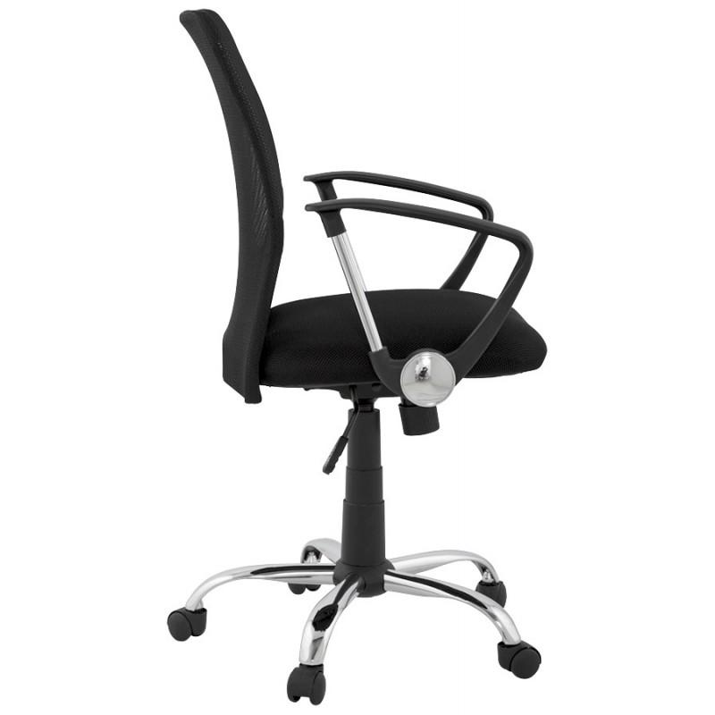 Office Chair CORDON (adjustable) textile (black) - image 18515