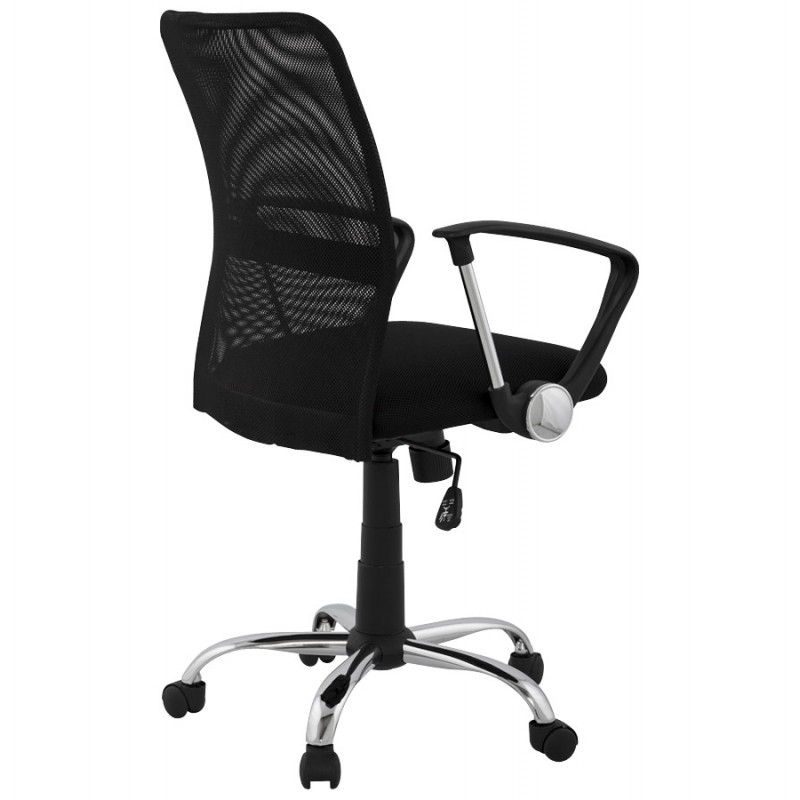 Office Chair CORDON (adjustable) textile (black) - image 18516
