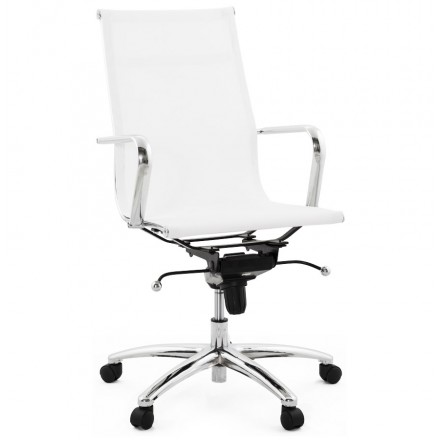 CRAVE Office Chair textile (white)