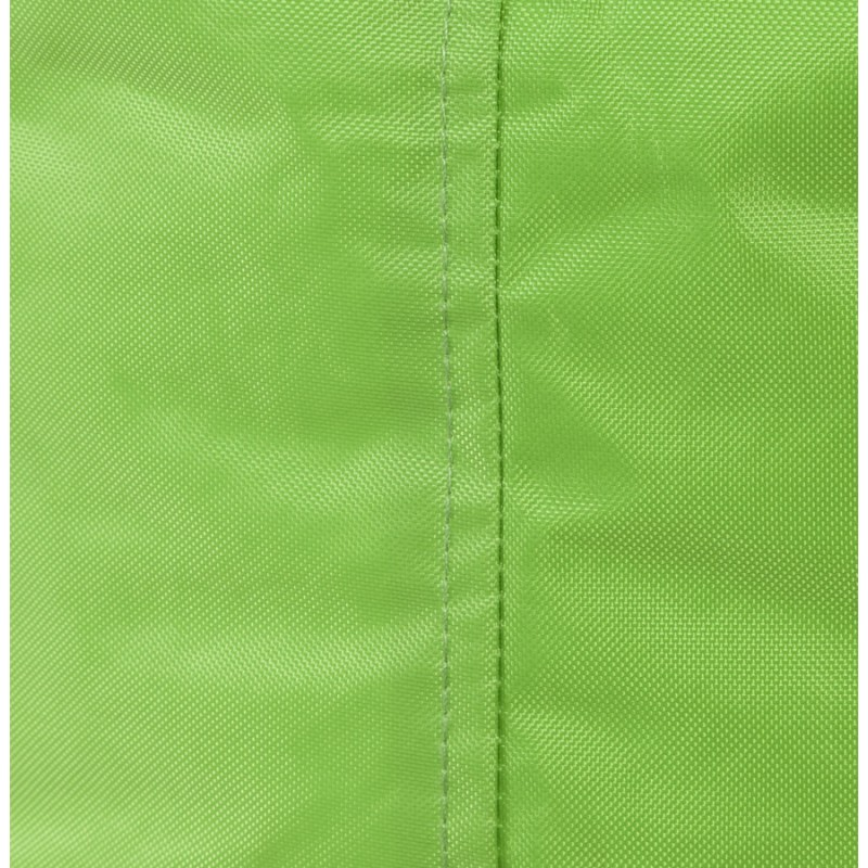 Pouf carré CALANDRE en textile (vert) - image 18703