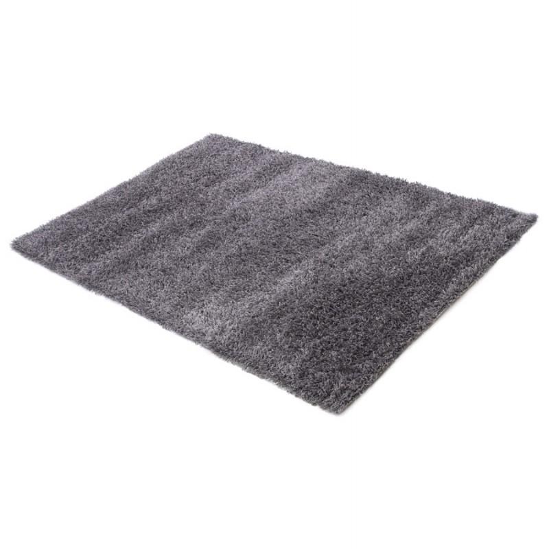 Modelo pequeño de MADAGASCAR rectangular alfombras contemporáneas (120 X 170) (gris)