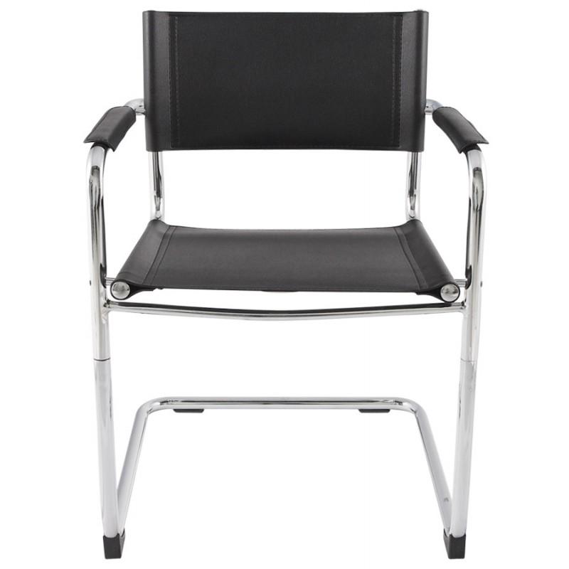 Chaise de bureau design TAHITI (noir) - image 19853