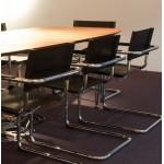 Design office chair TAHITI (black)