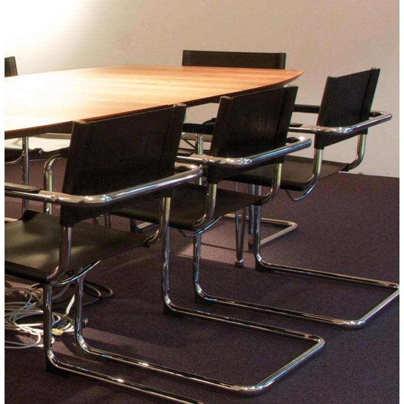 Chaise de bureau design TAHITI (noir) - image 19862