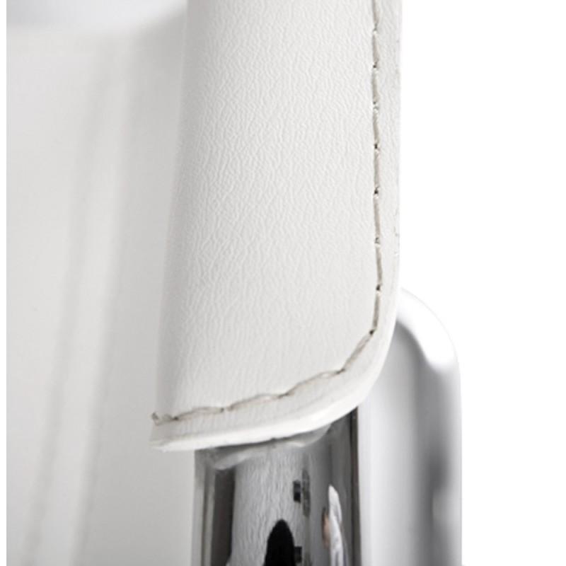 Chaise de bureau design TAHITI (blanc) - image 19869