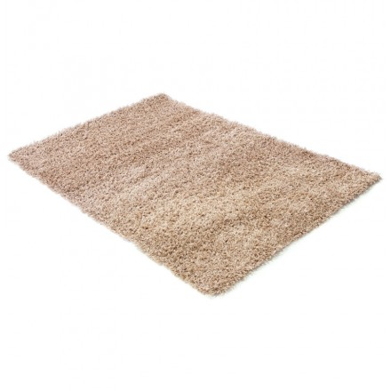 Contemporary Rugs model large rectangular MADAGASCAR (160 X 230) (Brown)