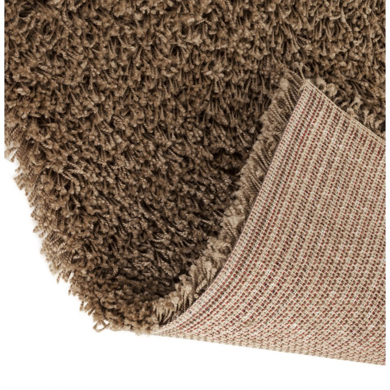 Contemporary Rugs model large rectangular MADAGASCAR (160 X 230) (Brown) - image 19882
