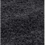 Contemporary Rugs large rectangular MADAGASCAR model (black)