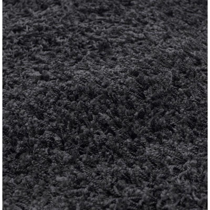 Tappeti grande rettangolare MADAGASCAR modello contemporaneo (160 X 230) (nero) - image 19890