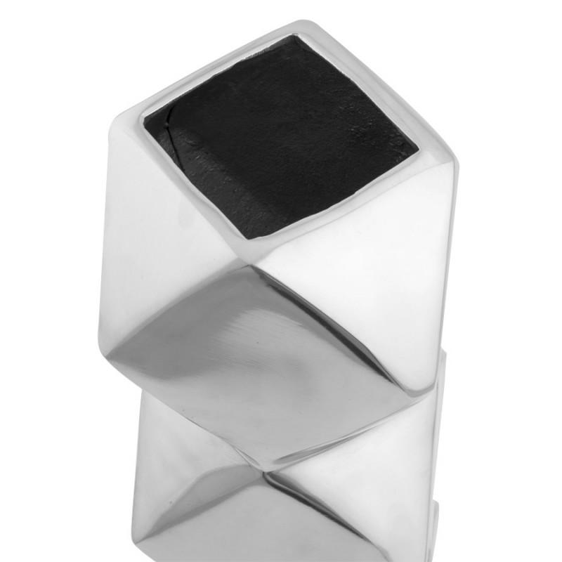 Original vase DIAMANT aluminium (aluminum) - image 19926