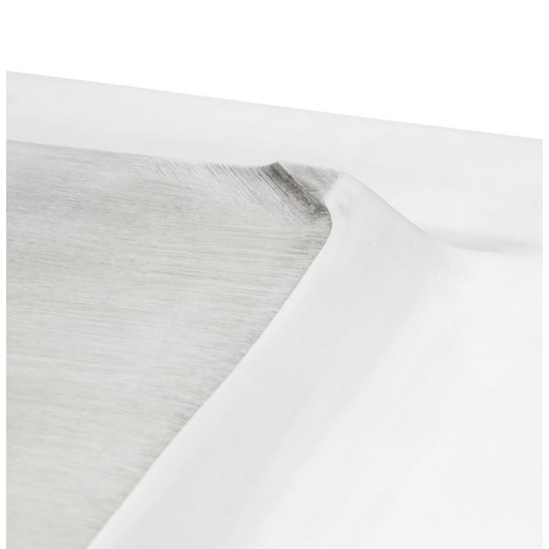 Centre de table SPIRIT carré en aluminium (aluminium) - image 19949