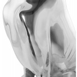 LEVRIER statue in aluminium (aluminum)