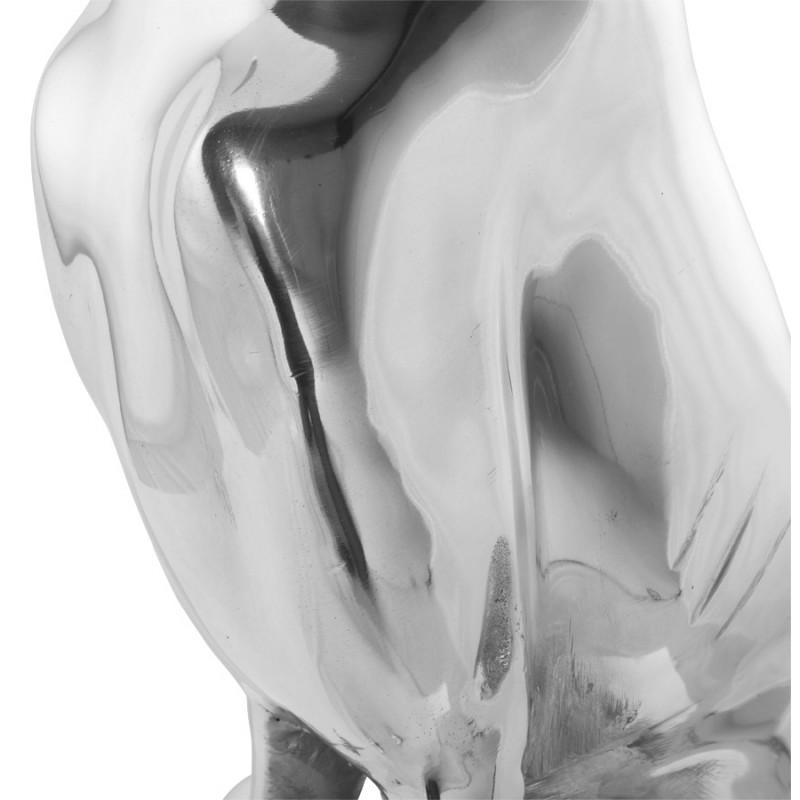 LEVRIER statue in aluminium (aluminum) - image 19983