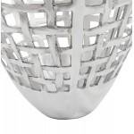 Corbeille multifonctions OVALO en aluminium (aluminium)
