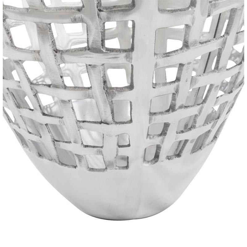 Corbeille multifonctions OVALO en aluminium (aluminium) - image 19991