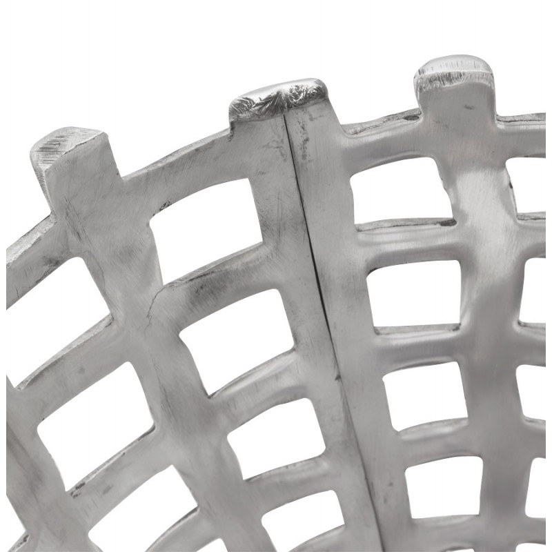 Corbeille multifonctions OVALO en aluminium (aluminium) - image 19994