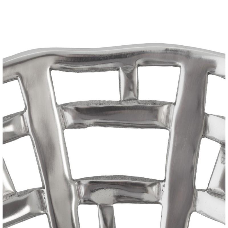 Corbeille à fruits RONDO en aluminium (aluminium) - image 19999