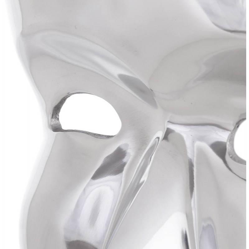 Maschera CARNAVAL di muro in alluminio (alluminio) - image 20069