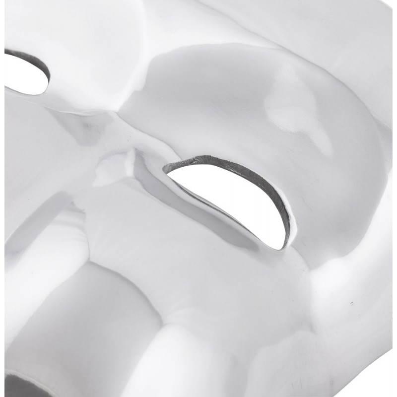 Maschera CARNAVAL di muro in alluminio (alluminio) - image 20071