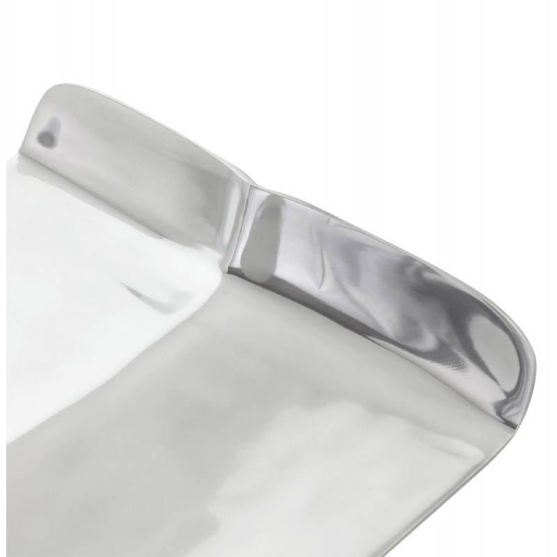 Tabouret de bar RETRO en aluminium (aluminium) - image 20082