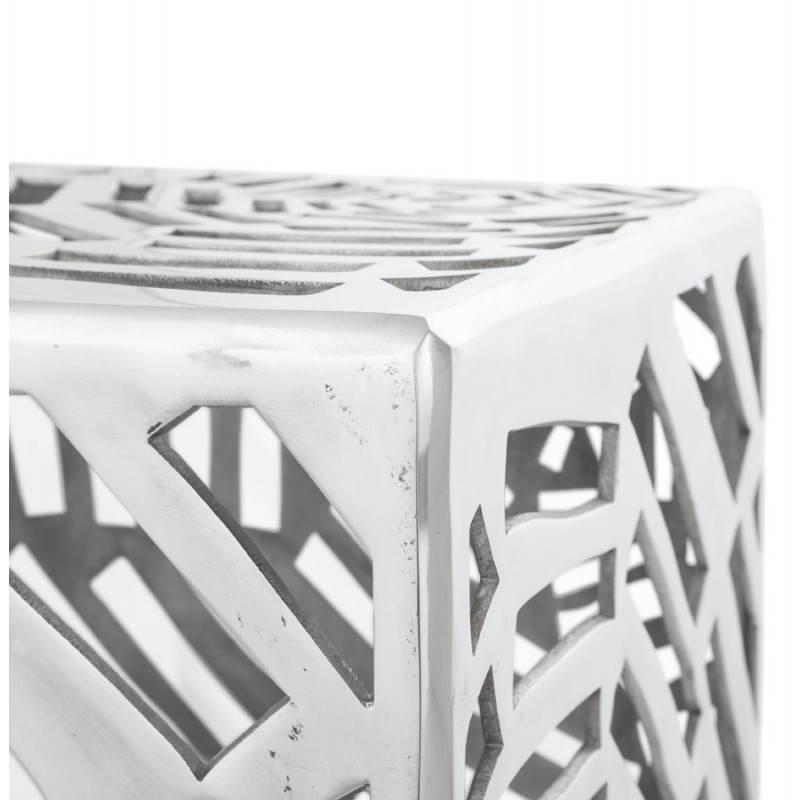 Table basse ROUFE en aluminium - image 20090