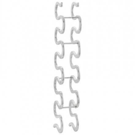 Botellas puerta aluminio VAGUE (aluminio)