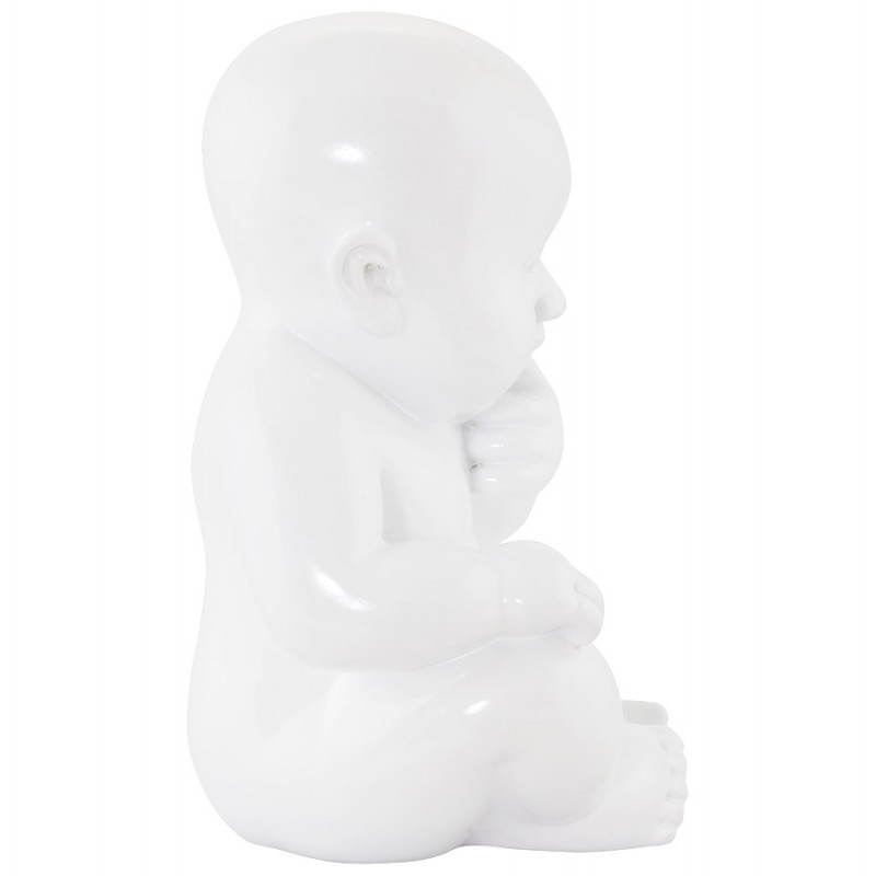 Statuette Form Baby KISSOUS GFK (weiß) - image 20300