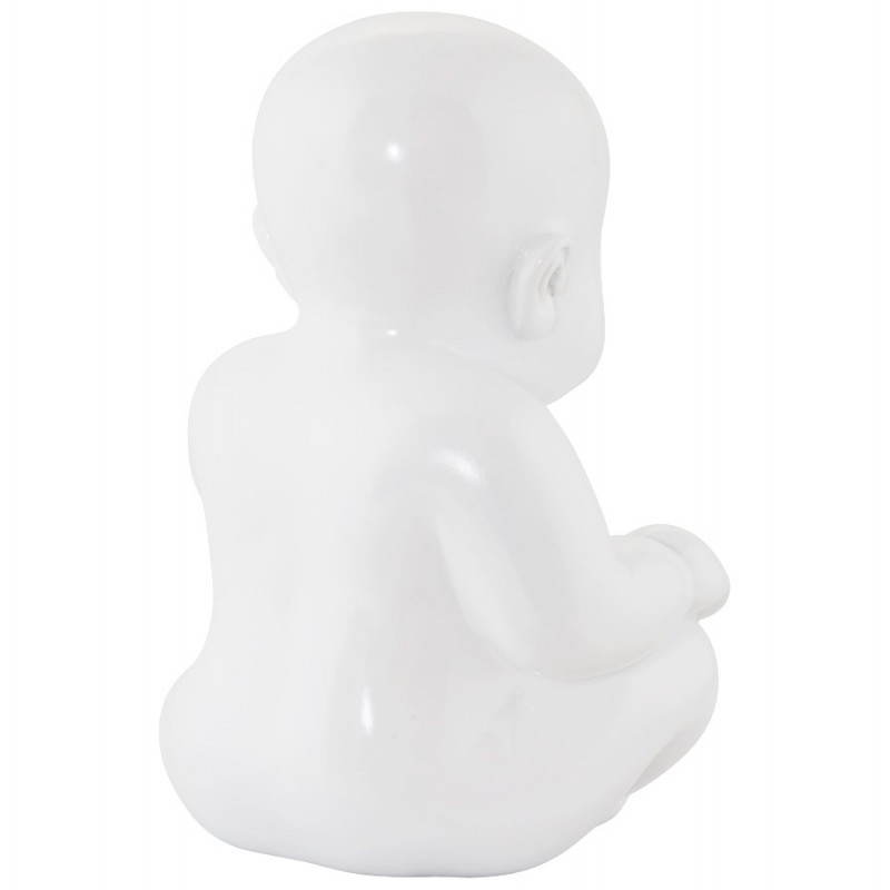Statuette Form Baby KISSOUS GFK (weiß) - image 20301