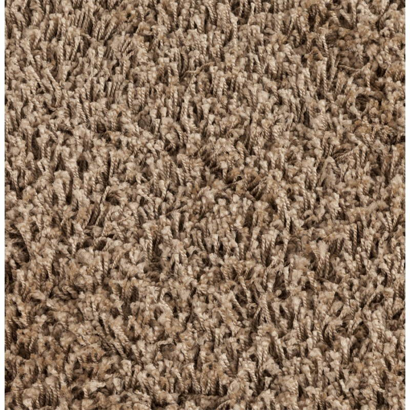 Contemporary rugs and design model small round MIKE (Ø 160 cm) (Brown) - image 20361