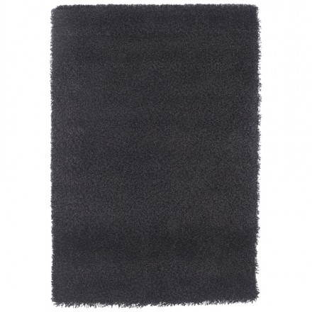Contemporary rugs and design MIKE rectangular (290 X 200) (black)