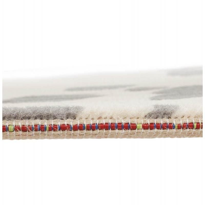 Contemporary rug rectangular design ROUBE (multicolor) - image 20497