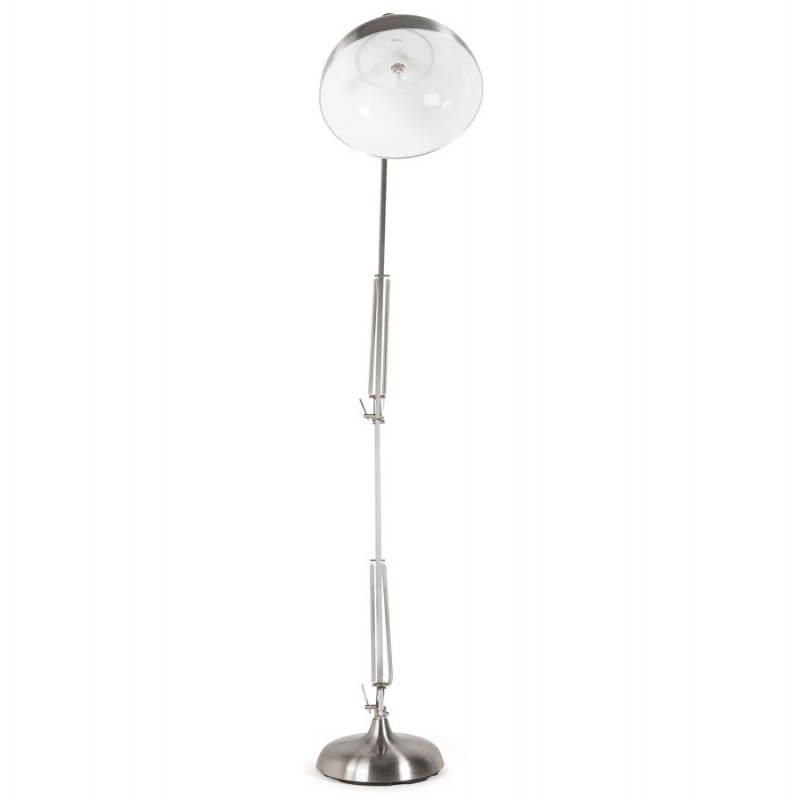 Piedi di lampada design COTINGA spazzolato metallo (alluminio) - image 20510