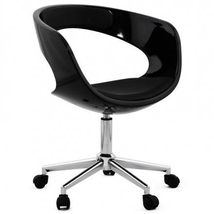 RAMOS rotating sphere office chair (black)