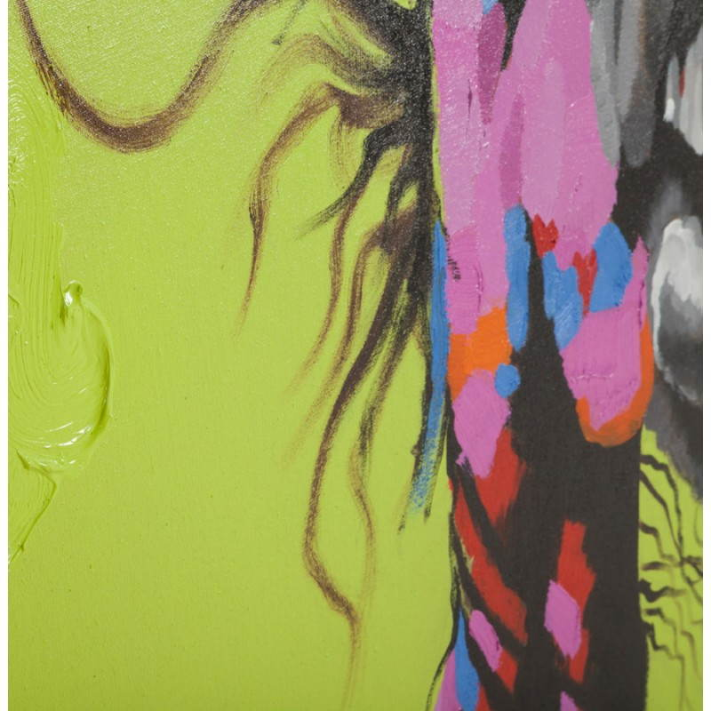Caballo de lona decorativa  - image 21653