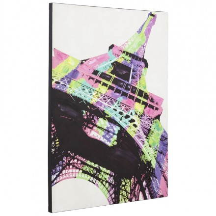 Decorative canvas EIFFEL Tower