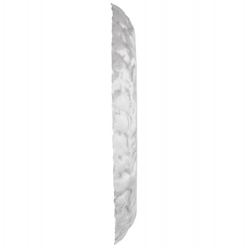 Specchio da parete rotondo in alluminio BELLA  - image 21766
