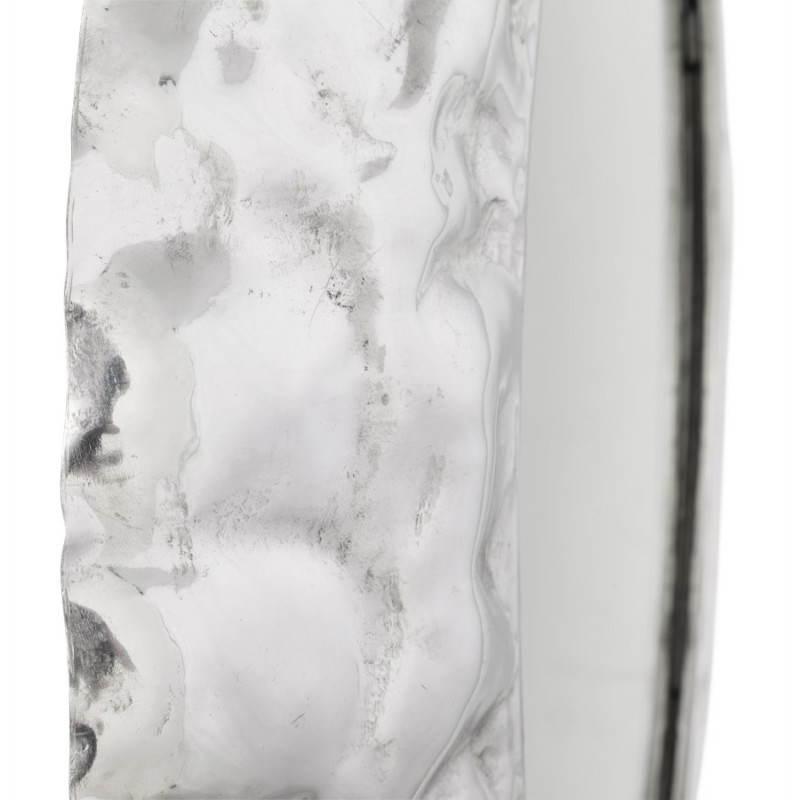 Specchio da parete rotondo in alluminio BELLA  - image 21767