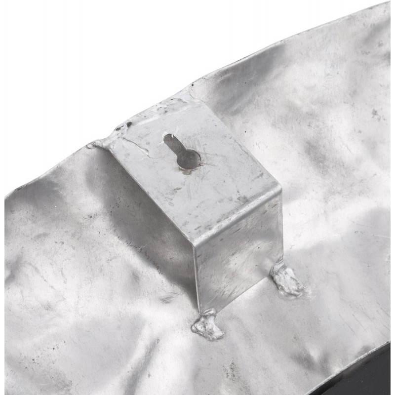 Specchio da parete rotondo in alluminio BELLA  - image 21772