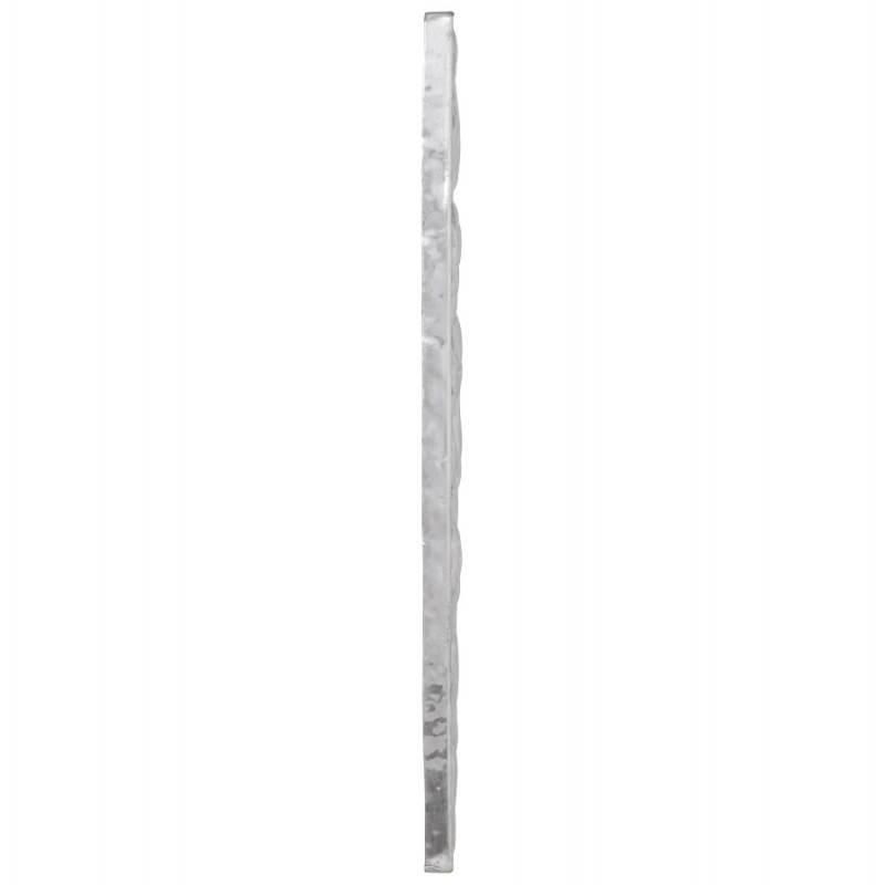 Square wall mirror BELLISSIMA aluminium  - image 21775