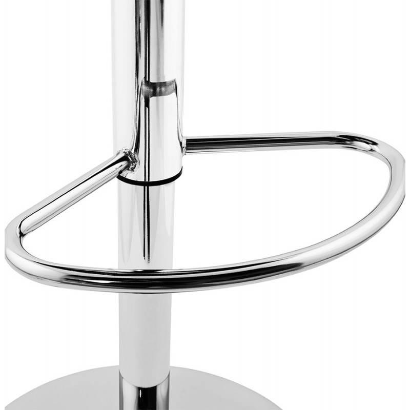 Tabouret de bar design ROME en bois (walnut) - image 22360