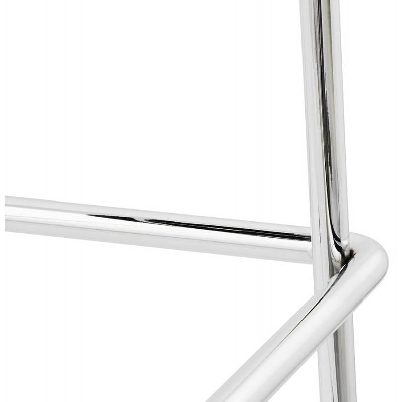 Tabouret de bar design BRIO en polypropylène (noir) - image 22440