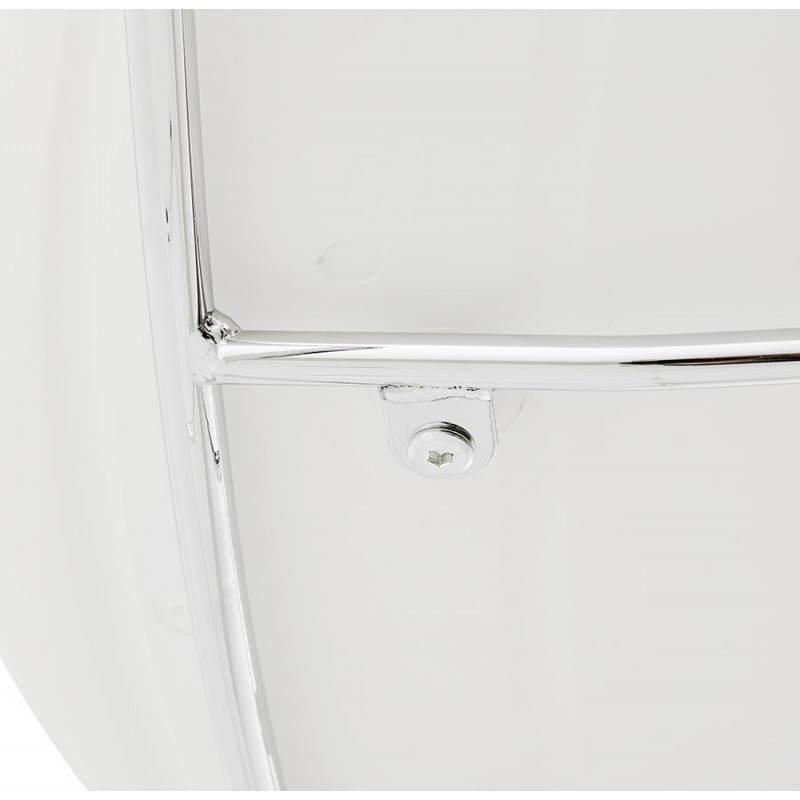 Design bar BRIO (white) polypropylene stool - image 22450