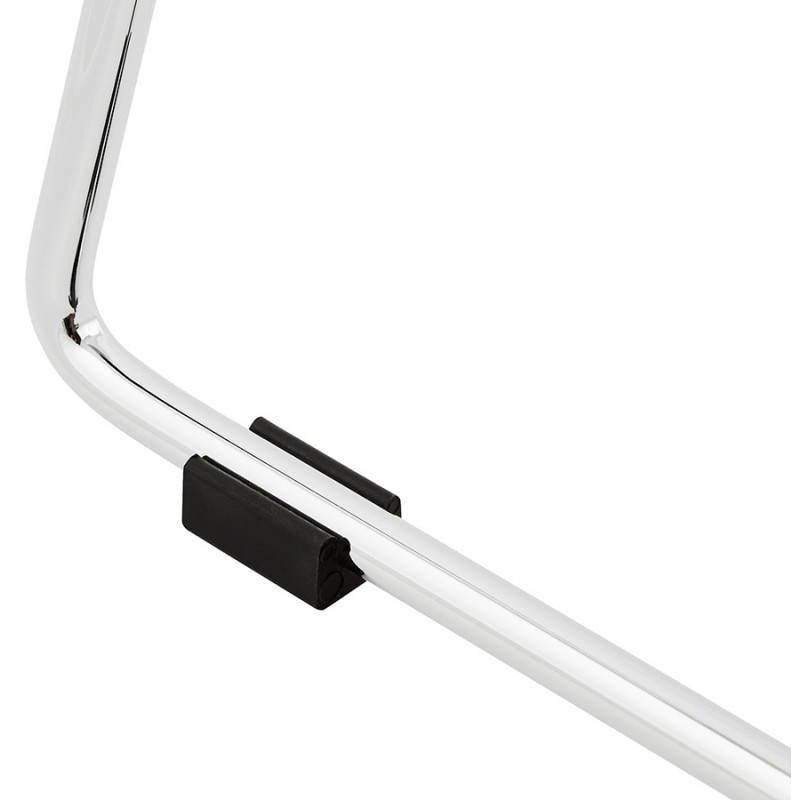 Design bar BRIO (white) polypropylene stool - image 22452