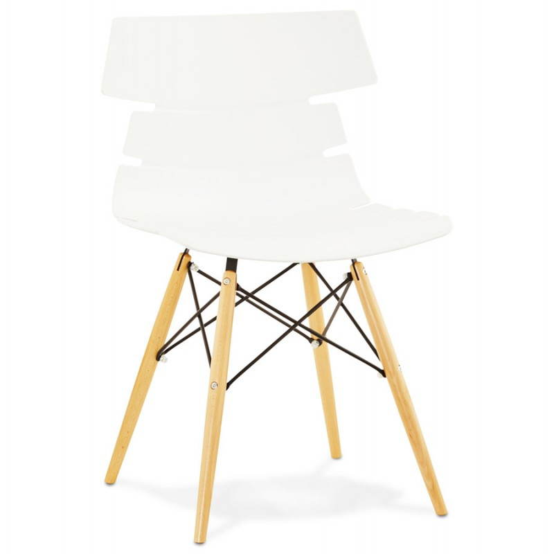 Original Chair style Scandinavian CONY (white) - image 22763