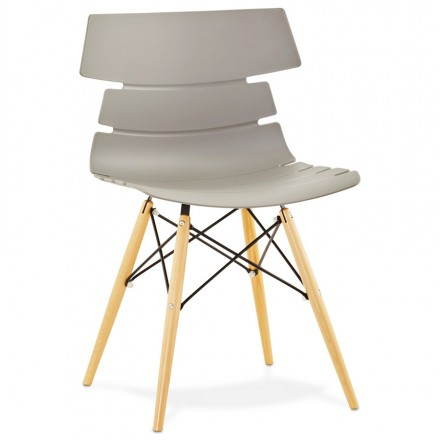 Original Chair style Scandinavian CONY (grey)